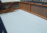Waterproof Deck Coating Contractors