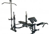 Weider Pro Weight Bench Set