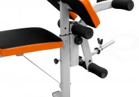 Weight Bench And Squat Rack