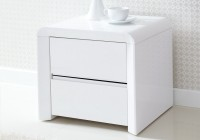 White Bedroom Side Tables
