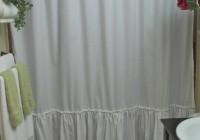 White Burlap Curtains For Sale