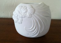 White Ceramic Vases Wholesale