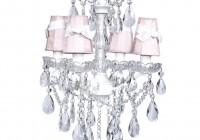 White Glass Chandelier Shades
