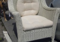 Wicker Chair Cushions Pier One