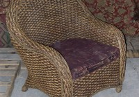 Wicker Chair Cushions Target