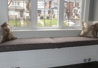 Window Bench Seat Cushions