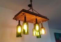 Wine Bottle Chandelier Kit