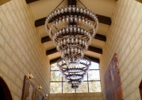 Wine Glass Chandelier Australia