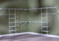 Wire Shelves For Closets