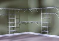 Wire Shelves For Closets