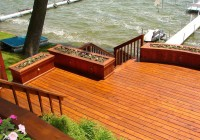 Wood Deck Cleaner Diy