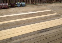 Wood Deck Cleaner Oxygen Bleach