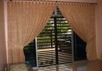 Wooden Curtain Rods Designs