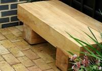 Wooden Garden Benches Plans