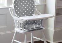Wooden High Chair Cushion Pattern