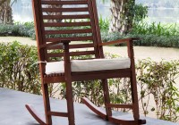 Wooden Rocking Chair Cushions Sale