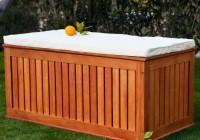 Wooden Storage Bench Plans