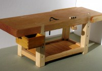 Wooden Work Bench Designs