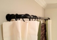 Wrap Around Shower Curtain Rod