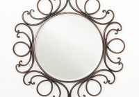 Wrought Iron Wall Mirrors