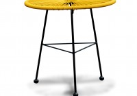 Yellow Side Table Australia