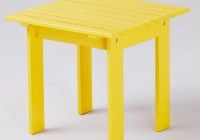 Yellow Side Table Target