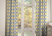Yellow Striped Curtains Ikea