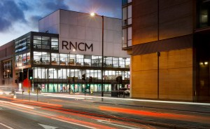 The Royal Northern College of Music is bigger. It didn't need to replace existing HVAC plant.