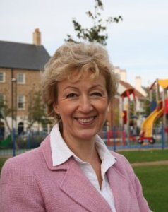 Energy minister Andrea Leadsom says Decc will resist any attempts to take Ofgem's powers