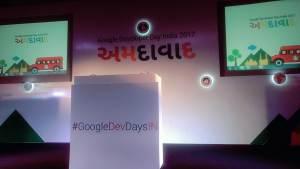 Google Developer Day Ahmedabad 2017