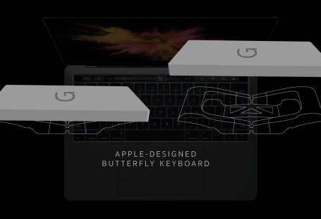 Butterfly Keyboard Explained