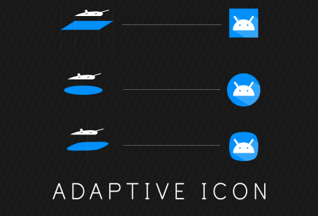 Adaptive Icon Android