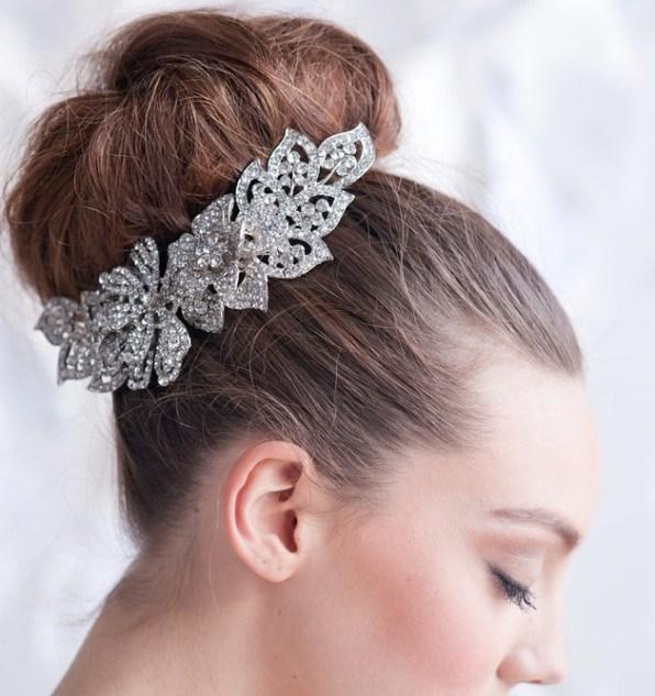 Alicia headpiece