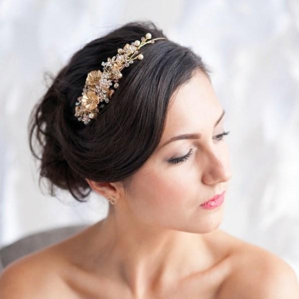 Ida jeweled headband