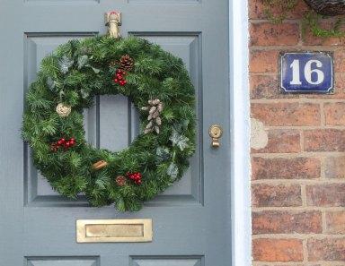 60cm commercial luxury wreath