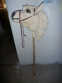 Hobby horse for my son