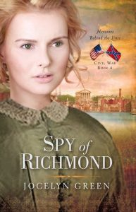 Spy of Richmond - My Review