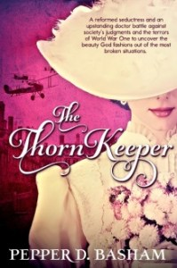 The Thorn Keeper - My Review  | The Engrafted Word