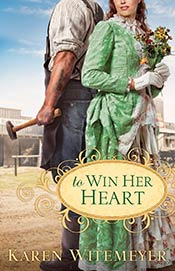 Interview with Karen Witemeyer & GIVEAWAY | The Engrafted Word