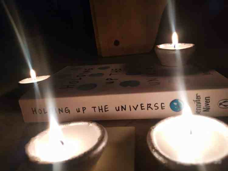 Book Review: Holding Up The Universe by Jennifer Niven