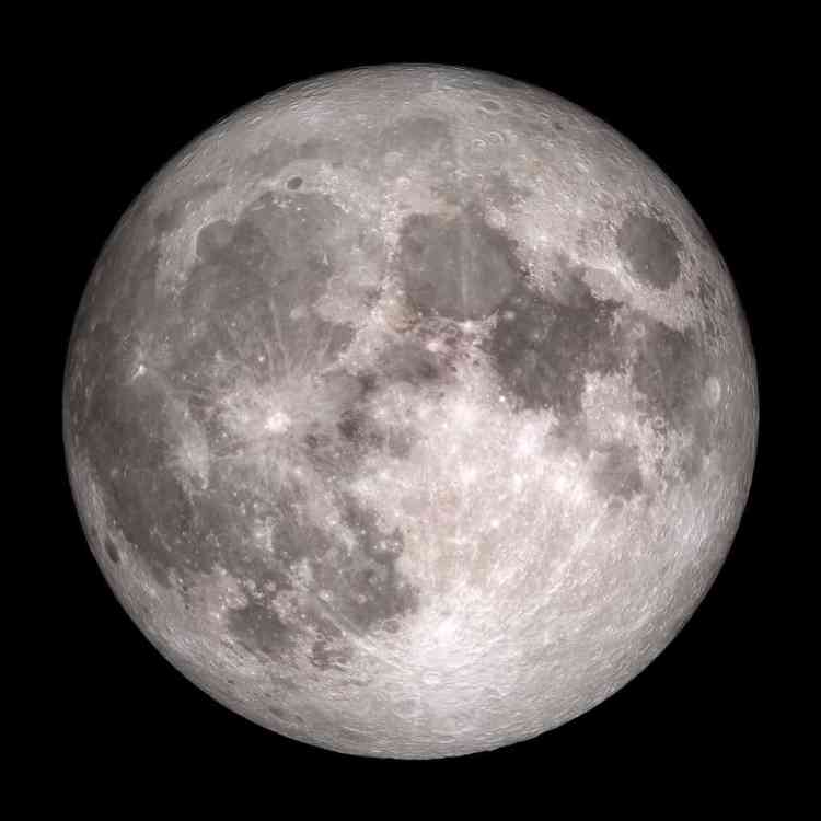 Can Moon Be More Metallic?