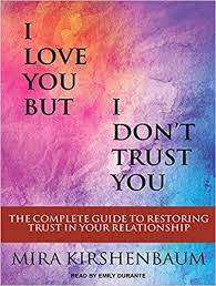 Relationship books Buy I Love You but I Don't Trust You: The Complete Guide to... relationship books