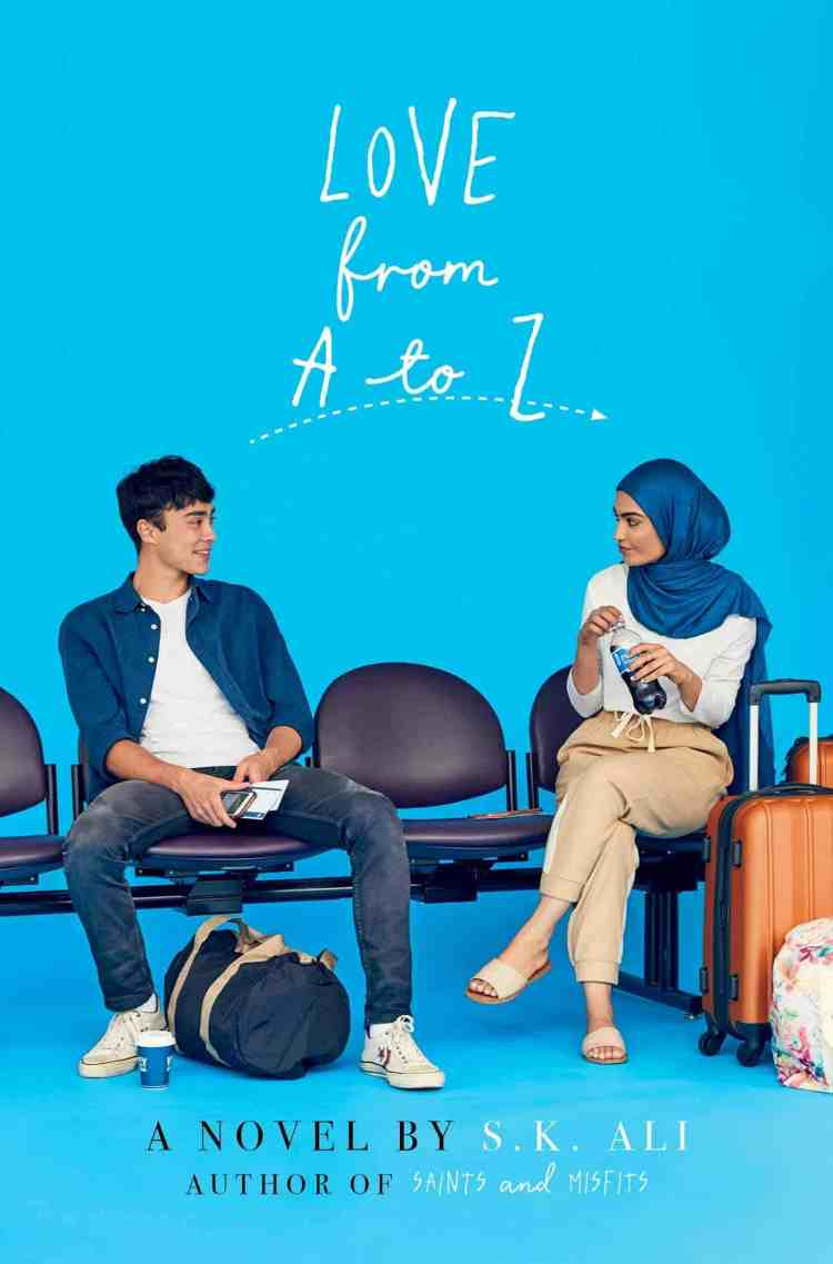 Book Review: Love From A To Z by S. K. Ali