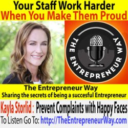 154: Your Staff Work Harder When You Make Them Proud with Kayla Storlid Founder and Owner of Kayla's Custom Cleaning and Turnover App