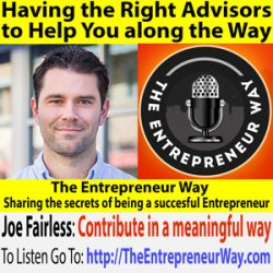 236: Having the Right Advisors to Help You along the Way with Joe Fairless Founder and Owner of Fairless Investing