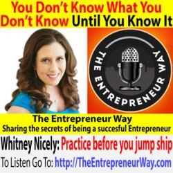 264: You Don't Know What You Don't Know until You Know It with Whitney Nicely Founder and Owner of Whitney Buys Houses