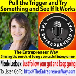 345: Pull the Trigger and Try Something and See If It Works with Nicole Ledoux Co-founder and Owner of 88 Acres Foods