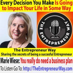 501: Every Decision You Make Is Going to Impact Your Life in Some Way with Marie Wiese Founder and Owner of Marketing Copilot
