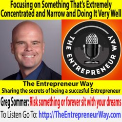 646: Focusing on Something That's Extremely Concentrated and Narrow and Doing It Very Well with Dr Greg Sommer Founder and Owner of Sandstone Diagnostics Inc