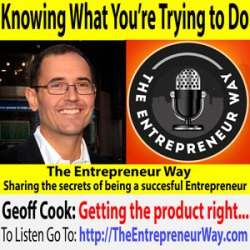714: Knowing What You're Trying to Do with Geoff Cook Founder and Partner of the Meet Group